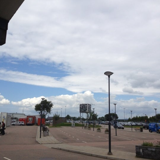 Photo taken at Ängelholm-Helsingborg Airport (AGH) by Niclas H. on 7/3/2012