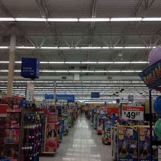 Photo taken at Walmart Supercenter by Adam S. on 3/31/2012