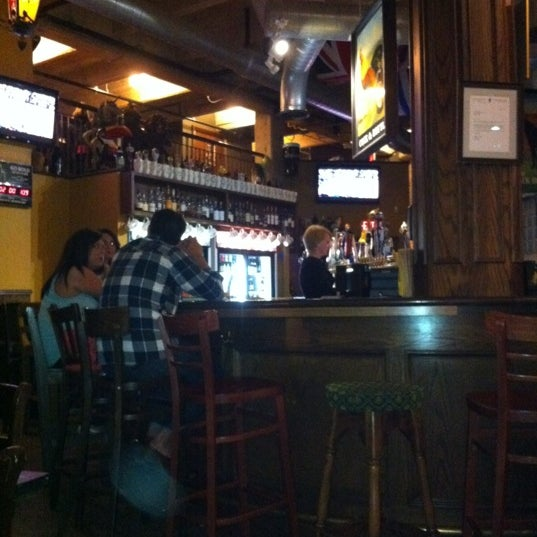 Photo taken at James E. McNellie's Public House by Ann H. on 5/11/2012