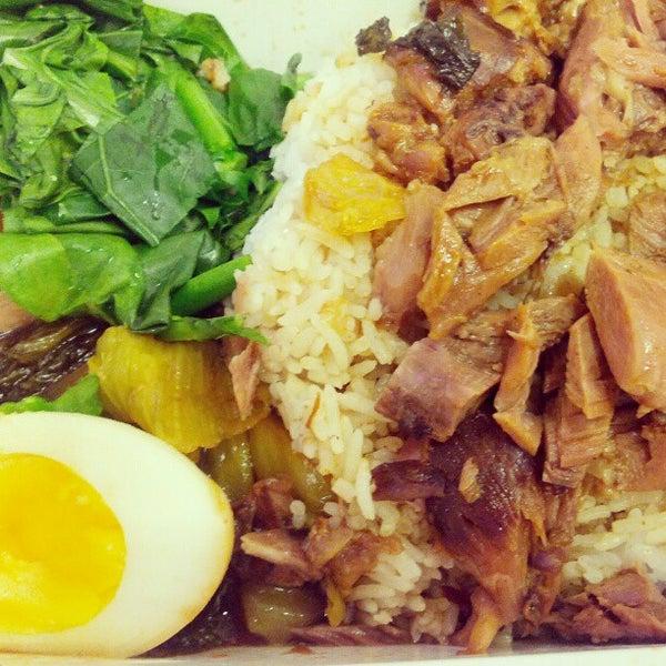 Nong s khao man gai thai restaurant in portland for Authentic thai cuisine portland or