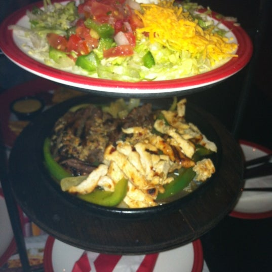 Photo taken at T.G.I. Friday's by Catherine F. on 4/22/2012