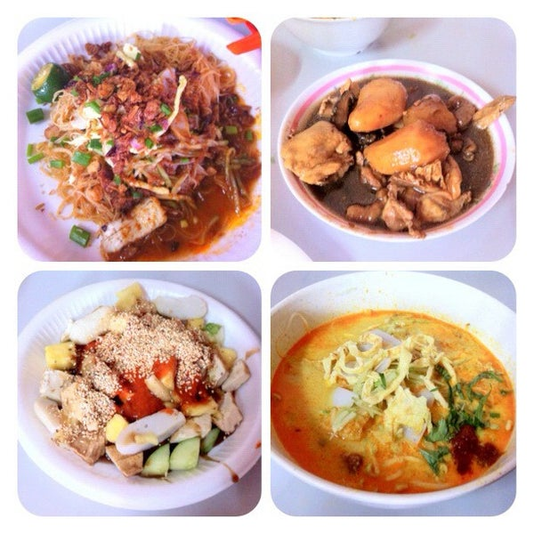 Photo taken at Donald & Lily Nyonya Food by Annie C. on 4/8/2012