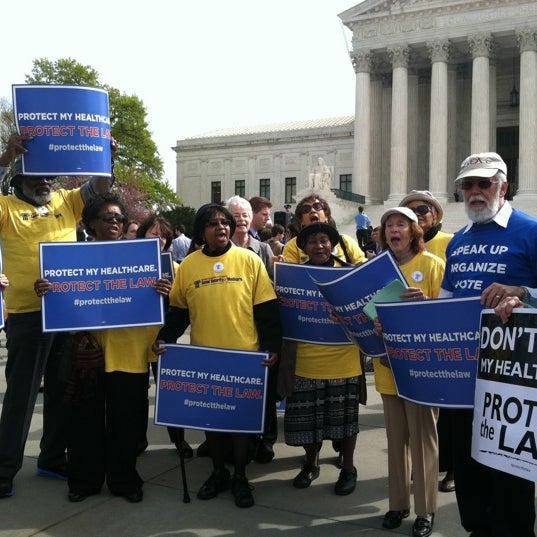 Photo taken at National Committee to Preserve Social Security and Medicare by @NCPSSM on 3/30/2012