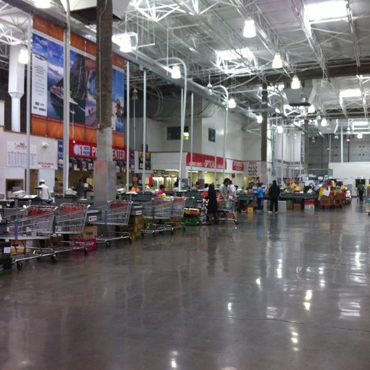 In Store Costco: Department Store In San Francisco