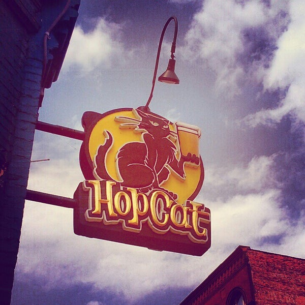 Photo taken at HopCat by Rick Z. on 7/7/2012