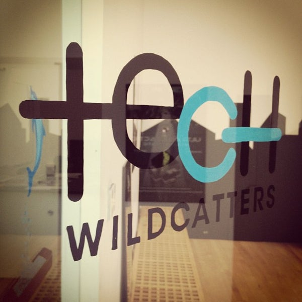 Photo taken at Tech Wildcatters (The Tech Church) by John P. on 4/17/2012