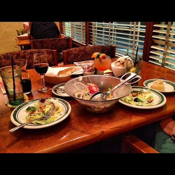 Olive Garden Knoxville Tn
