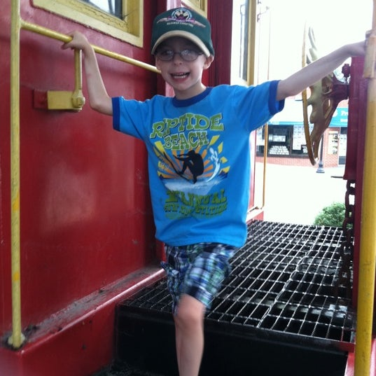 Photo taken at Great Smoky Mountain Railroad by ~Sarah~ on 8/25/2012