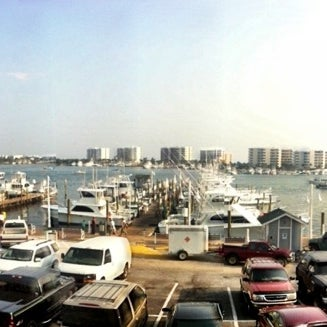 Photo taken at Fisherman's Wharf Seafood House by Lauren L. on 5/26/2012