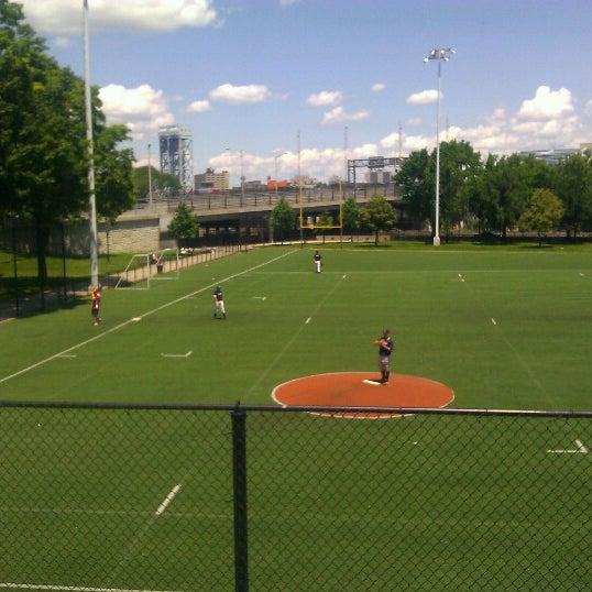 alexander ny baseball field