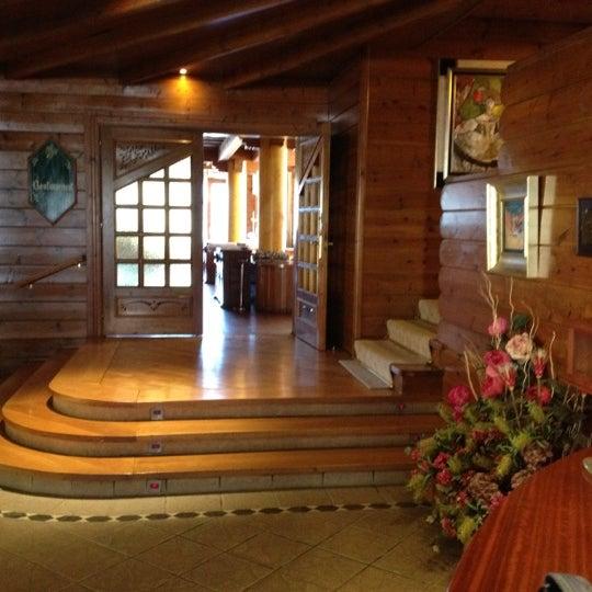 Photo taken at Hotel Grevol Spa & Wellness Llanars by Andreu S. on 2/4/2012