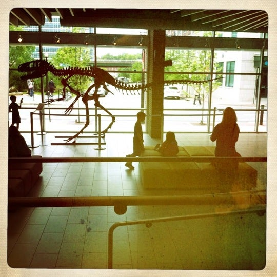Photo taken at Museum of Discovery Little Rock by Michelle S. on 4/11/2012