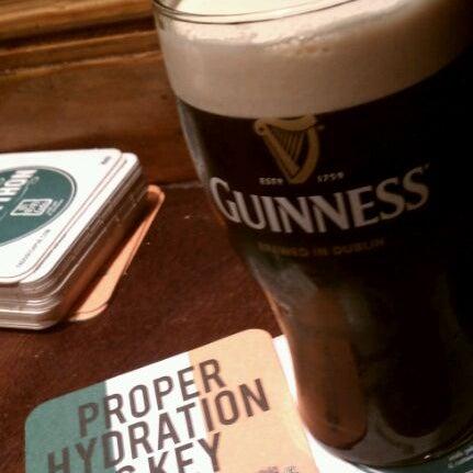 Photo taken at Fadó Irish Pub & Restaurant by Katie M. on 3/10/2012