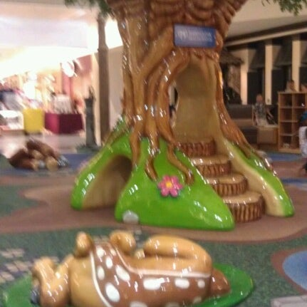 Photo taken at Oakwood Mall by Justin B. on 7/14/2012