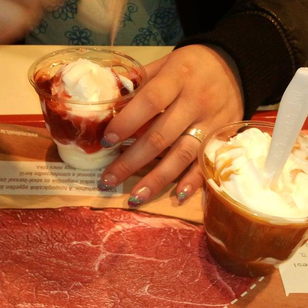 Photo taken at McDonald's by Géza B. on 4/22/2012