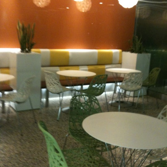 Photo taken at Pinkberry by Megan G. on 3/4/2012