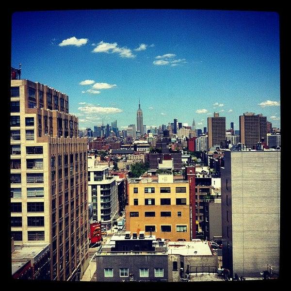 Photo taken at SoHo Grand Hotel by Martin O. on 6/19/2012