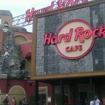 Hard Rock Cafes That Have Closed