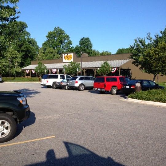 Photo taken at Cracker Barrel by Ken W. on 6/3/2012