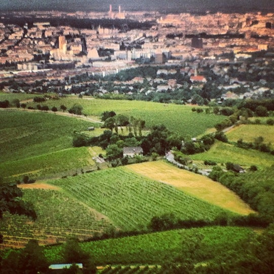 Photo taken at Kahlenberg by Иван У. on 6/21/2012