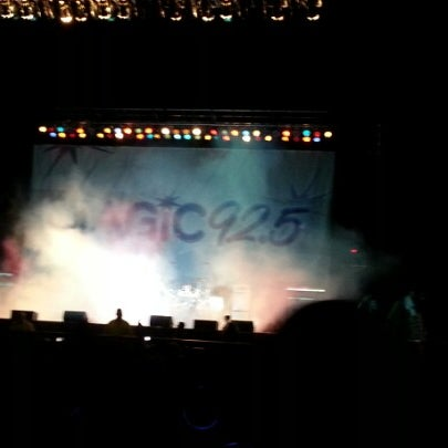 Photo taken at Valley View Casino Center by Joy Q. on 6/24/2012