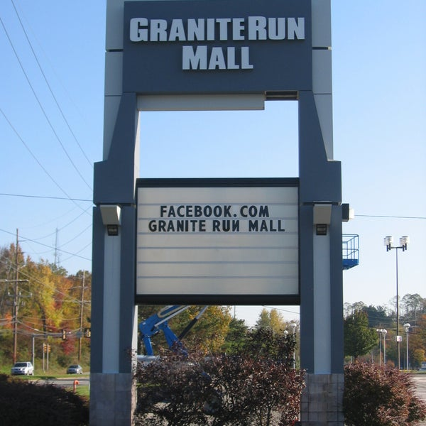Granite Run Mall Media Pa