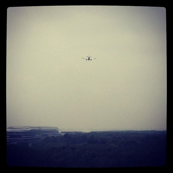 Photo taken at MAC - Main Airport Center by Darko on 8/24/2012