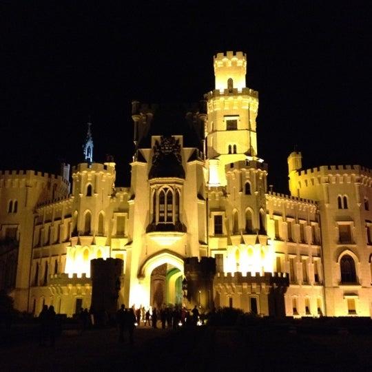 State Chateau Of Hluboká - Hluboká