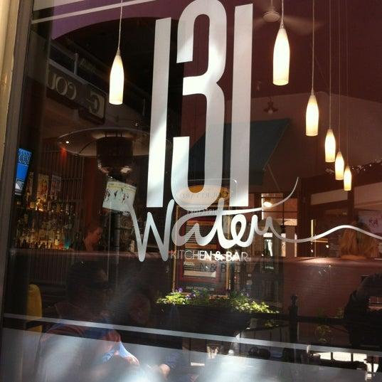Kitchen Bar Thessaloniki: 131 Water Kitchen & Bar