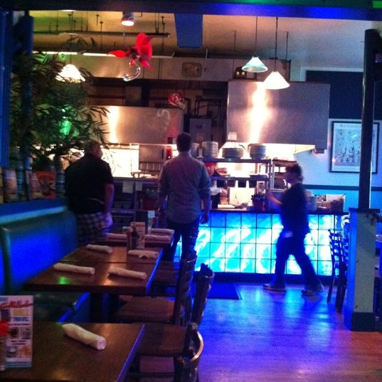 East coast grill raw bar now closed inman square 1271 cambridge st for Food bar east coast