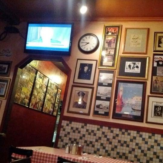 Photo taken at Milano Pizzeria by David C. on 4/28/2012