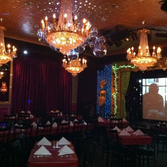 Drag Show Restaurant Nyc