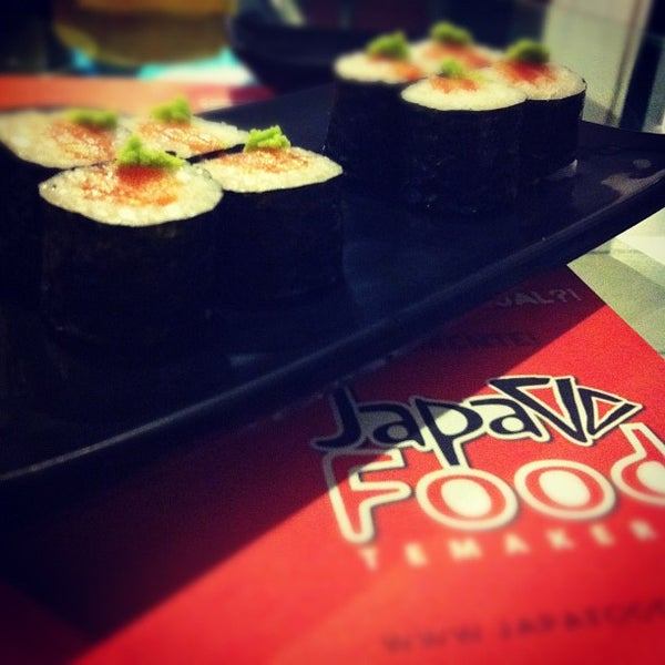 Photo taken at Japa Food by Fernando V. on 6/5/2012