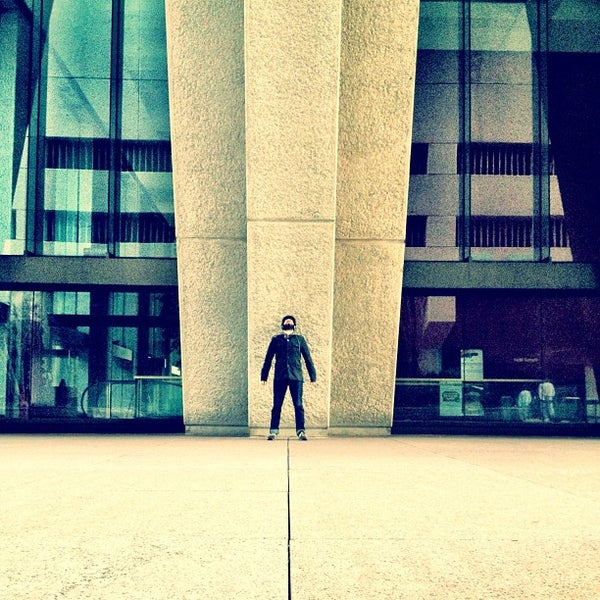 Photo taken at AT&T Tower by Martin R. on 2/9/2012