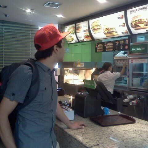 Photo taken at McDonald's by Ángela C. on 3/12/2012