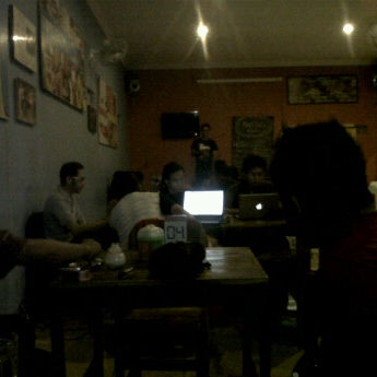 Photo taken at Kedai Ayee by Mahesto D. on 5/4/2012