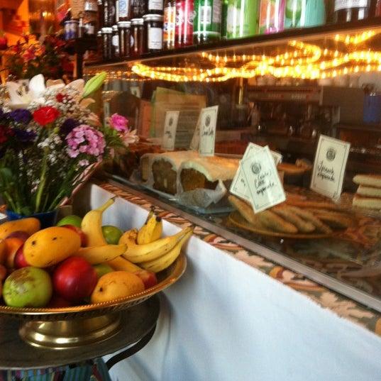Photo taken at Casbah Café by Traci L. on 7/10/2012