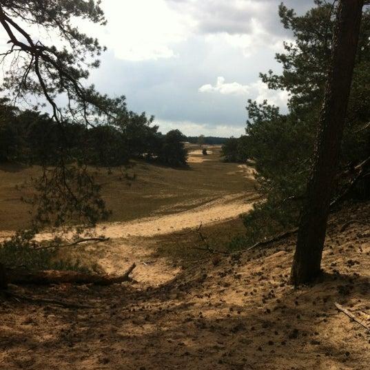 Photo taken at Nationaal Park De Hoge Veluwe by Mark H. on 4/22/2012