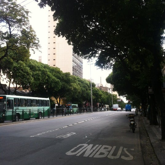 Photo taken at Avenida Santos Dumont by Jorge T. on 4/13/2012