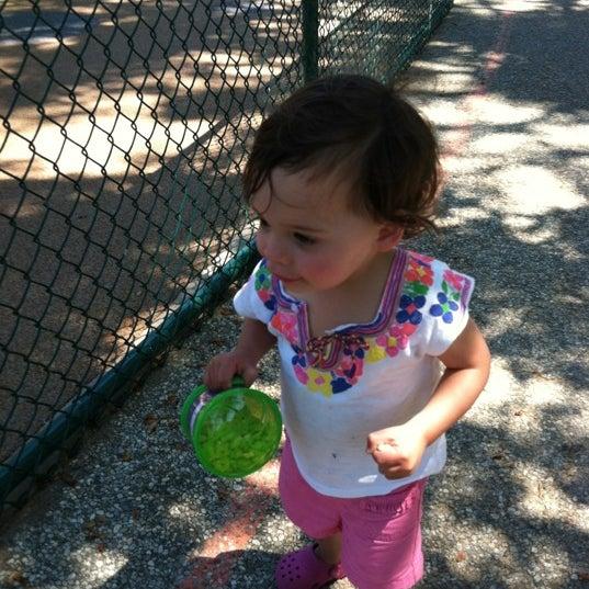 Photo taken at Burton Park by Julio M. on 6/17/2012