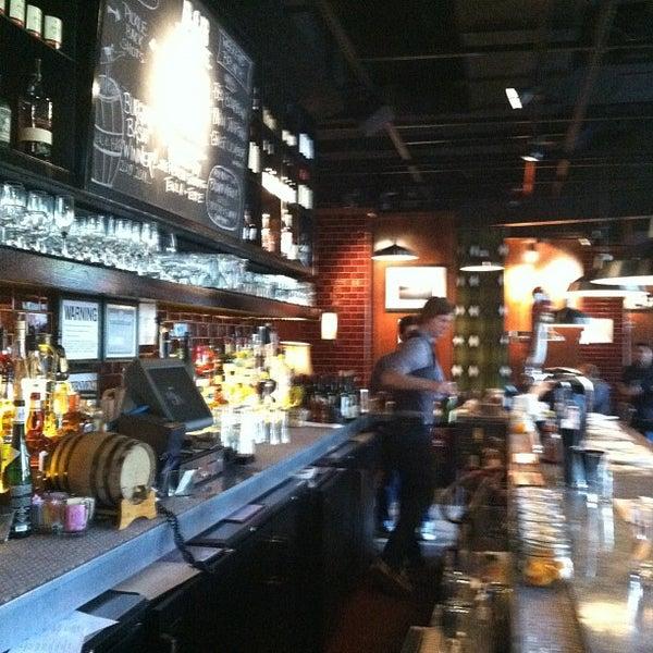 Photo taken at B & B Winepub (Burger & Barrel) by DJ Marshall Moore E. on 4/27/2012