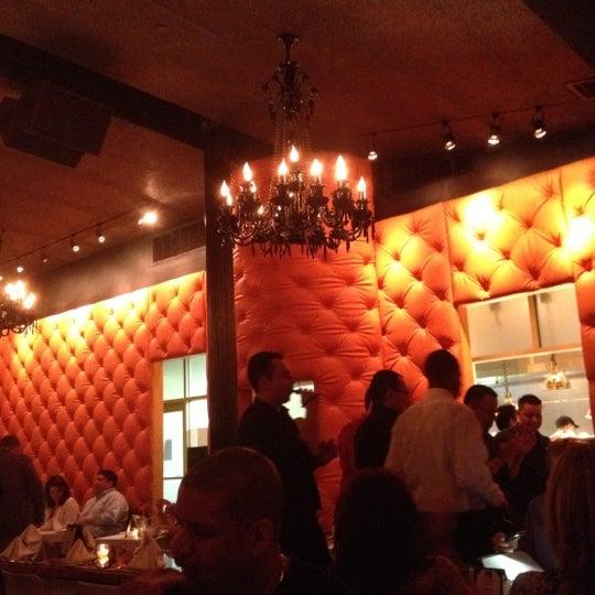 Photo taken at Sazón by Brittney on 3/4/2012