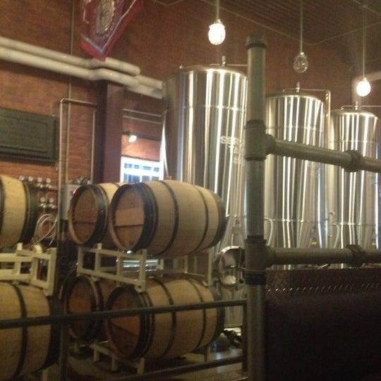 Photo taken at Fegley's Bethlehem Brew Works by Tyler A. on 8/18/2012