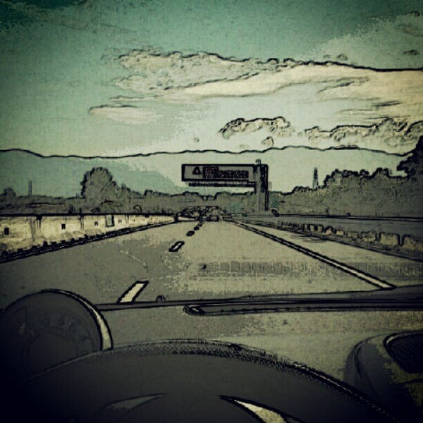 Photo taken at Autostrada A16 Napoli - Canosa by Angelo C. on 5/15/2012