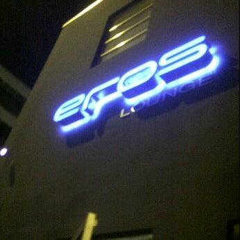 Photo taken at Eros Lounge by Dc C. on 5/6/2012