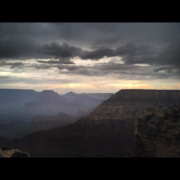 Photo taken at Grand Canyon National Park by Sparrow F. on 8/20/2012