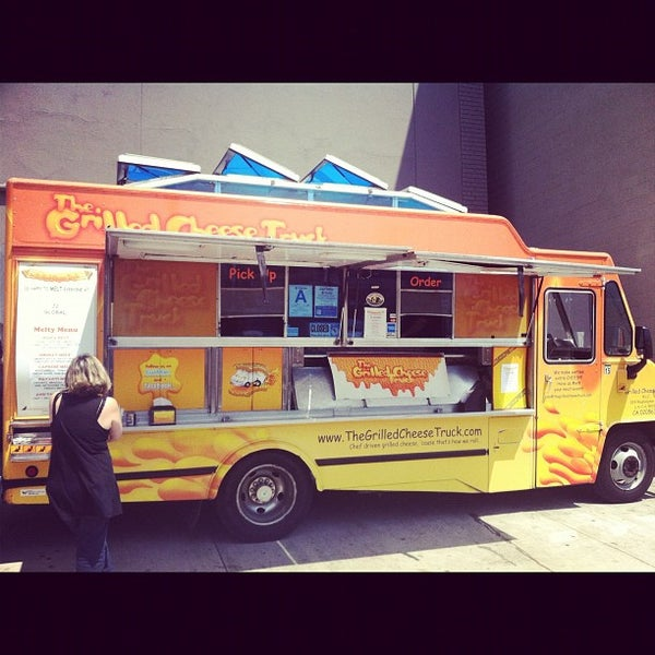 The Grilled Cheese Truck - Food Truck in Los Angeles