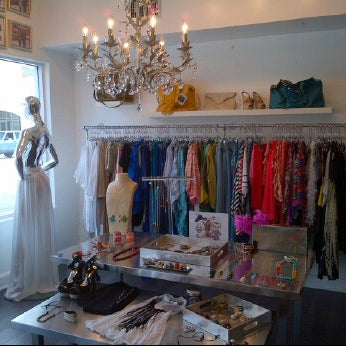 Photo taken at ISA boutique by Cassandra M. on 6/11/2012