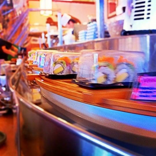 San Jose Best Sushi Restaurant