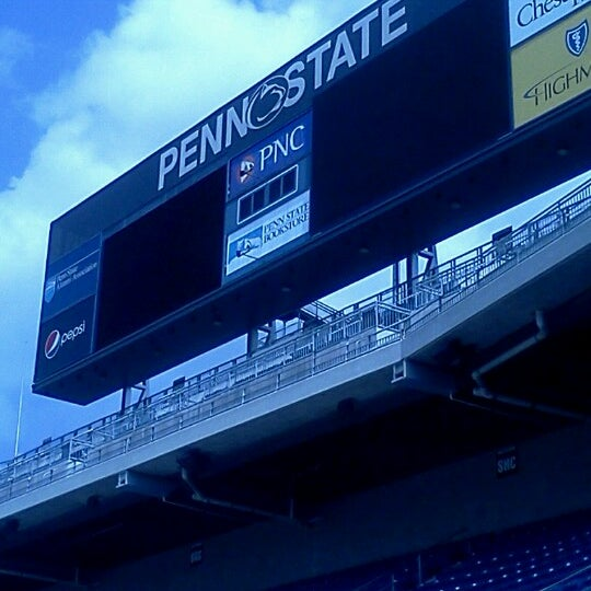 Photo taken at Beaver Stadium by Kimberly A. on 7/27/2012